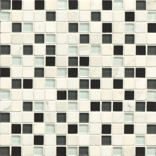 "Interlude 3/4"" x 3/4"" Wall Mosaic in Hymn"