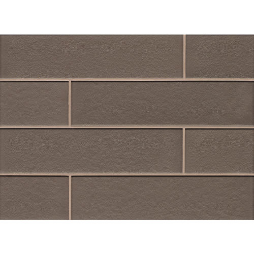 "Manhattan 4"" x 16"" Wall Tile in Ash"