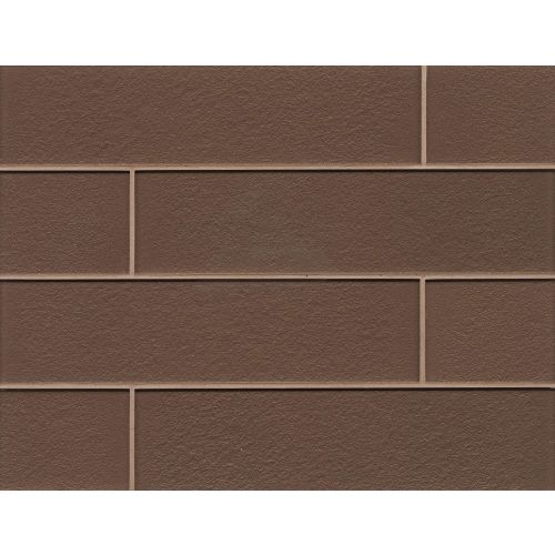 "Manhattan 4"" x 16"" Wall Tile in Bittersweet"