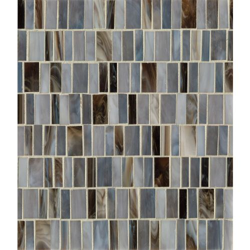 Retrospect Wall Mosaic in Blue Velvet Blend