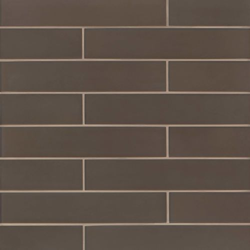"Verve 3"" x 15.75"" Wall Tile in Gold Rush"