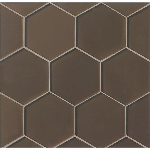 "Verve 4-7/8"" x 5-5/8"" Wall Mosaic in Gold Rush"