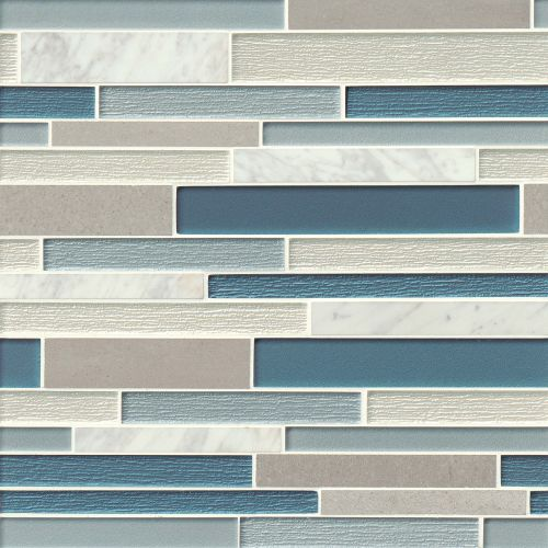 Verve Wall Mosaic in Moxie