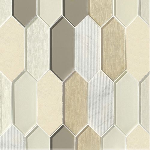 Verve Wall Mosaic in Sparkle