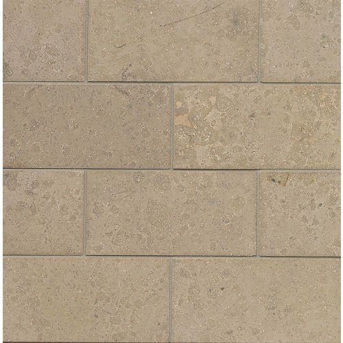 "Jura Grey 3"" x 6"" Floor & Wall Tile"