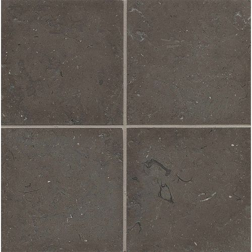 "Vogue Brown Brushed 6"" x 6"" Floor & Wall Tile"