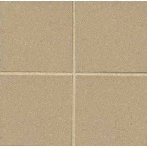 "Metropolitan 8"" x 8"" x 1/2"" Floor and Wall Tile in Buckskin"