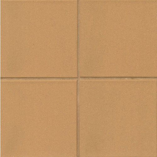 "Metropolitan 8"" x 8"" x 1/2"" Floor and Wall Tile in Adobe"