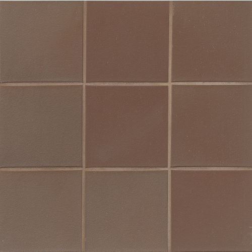 "Metropolitan 6"" x 6"" x 1/2"" Floor and Wall Tile in Cordoba"