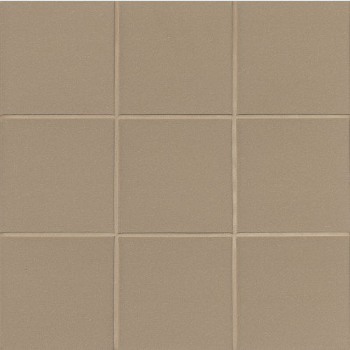 "Metropolitan 6"" x 6"" Floor & Wall Tile in Plaza Gray"
