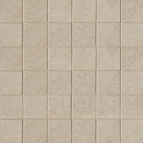 "Watermark 2"" x 2"" Mosaic in Beige"