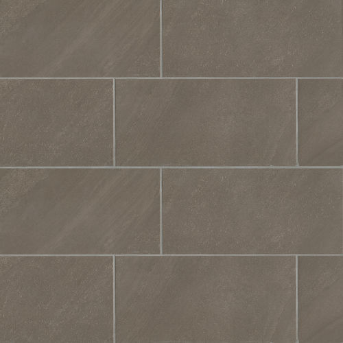 "Watermark 12"" x 24"" Floor & Wall Tile in Tobacco"