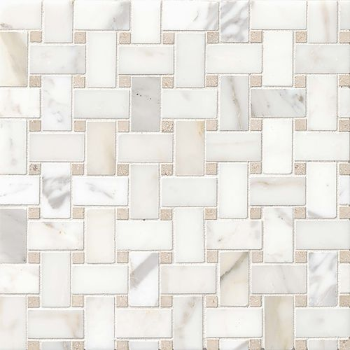 Ashbury Floor & Wall Mosaic