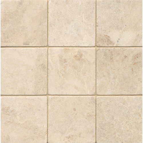 "Cappuccino 4"" x 4"" Floor & Wall Tile"