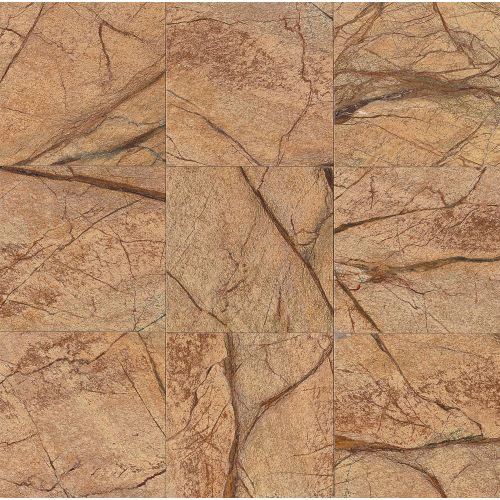 "Rainforest Brown 12"" x 12"" Floor & Wall Tile"