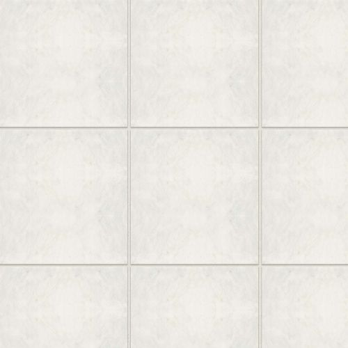 "Iceberg White 18"" x 18"" Floor & Wall Tile"