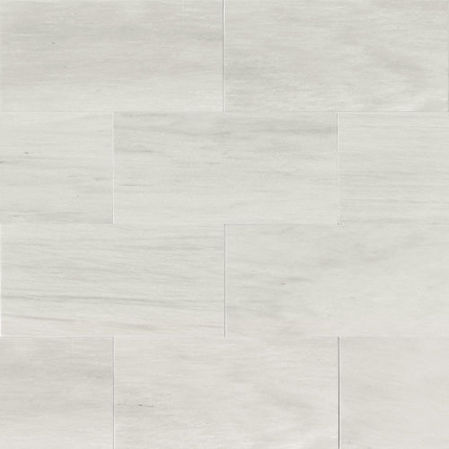 "Soho White 12"" x 24"" Floor & Wall Tile"