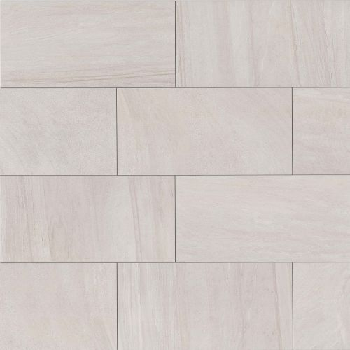 "Purestone 12"" x 24"" Floor & Wall Tile in Grigio"
