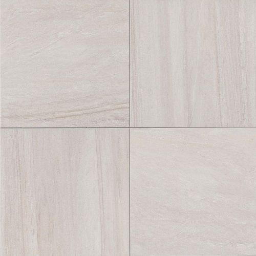 "Purestone 24"" x 24"" Floor & Wall Tile in Grigio"