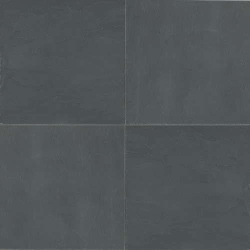 "Andhra Black 24"" x 24"" Floor & Wall Tile"