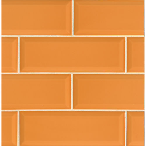 "Adamas 4"" x 12"" Wall Tile in Arantia"