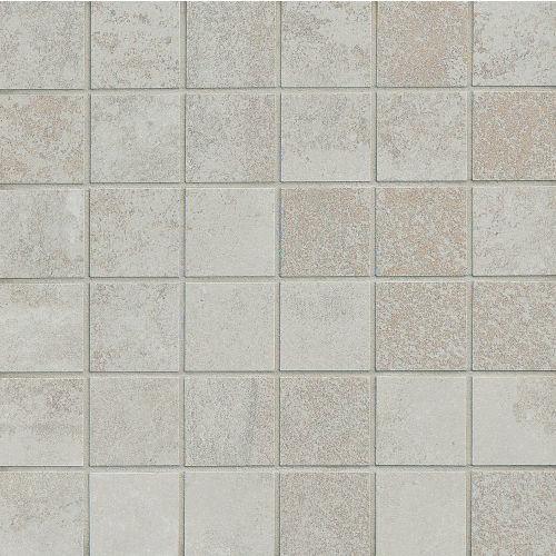 "Blende 2"" x 2"" Floor & Wall Mosaic in Brume"