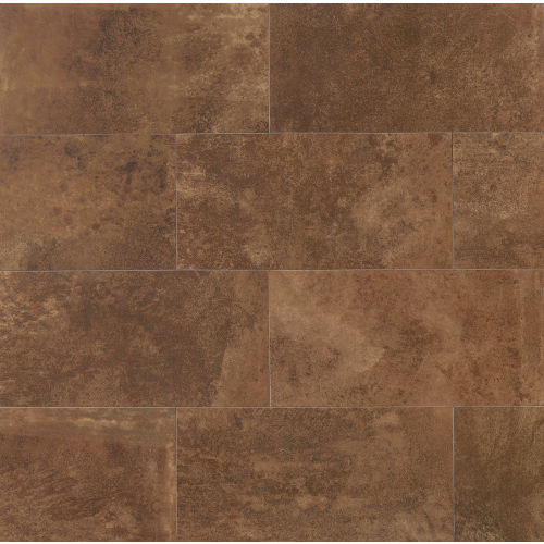 "Blende 24"" x 48"" x 3/8"" Floor and Wall Tile in Titian"