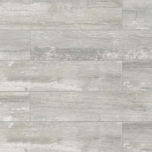 Crate 8 x 48 Floor & Wall Tile in Weathered Board