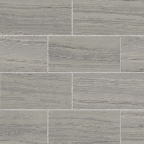 "Highland 12"" x 24"" Floor & Wall Tile in Greige"
