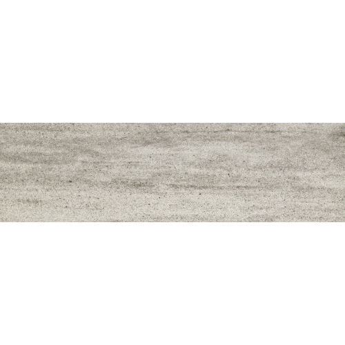 "Materia 3D 6"" x 24"" Floor & Wall Tile in Platinum"