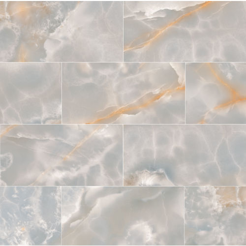 "Plane 15"" x 30"" Floor & Wall Tile in Fantasy Cloud"