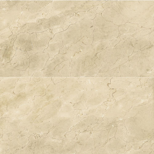 "Plane 30"" x 60"" Floor & Wall Tile in Marfil Vena"