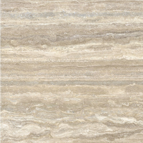 "Plane 60"" x 60"" Floor & Wall Tile in Travertino Vena"