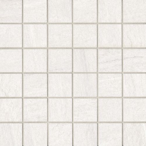 "Urban 2.0 2"" x 2"" Floor & Wall Mosaic in Nova White"