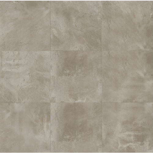 "Cemento 24"" x 24"" Floor & Wall Tile in Titan"