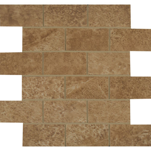 Cristallo Mosaic in Walnut