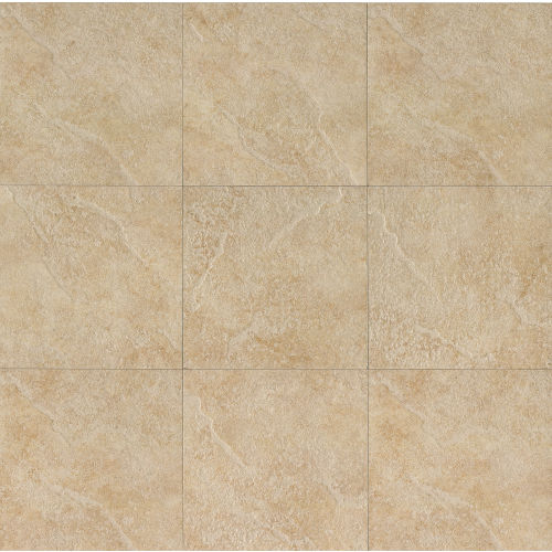 "Eddie 20"" x 20"" Floor & Wall Tile in Almond"