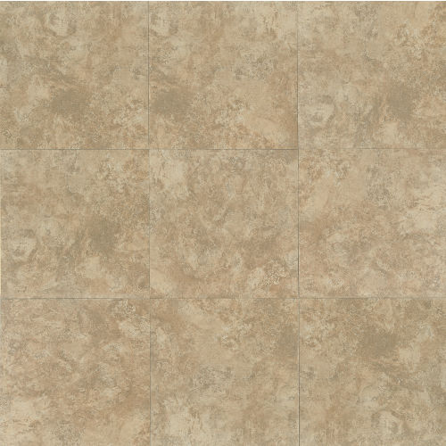 "Fantasia 20"" x 20"" Floor & Wall Tile in Almond"