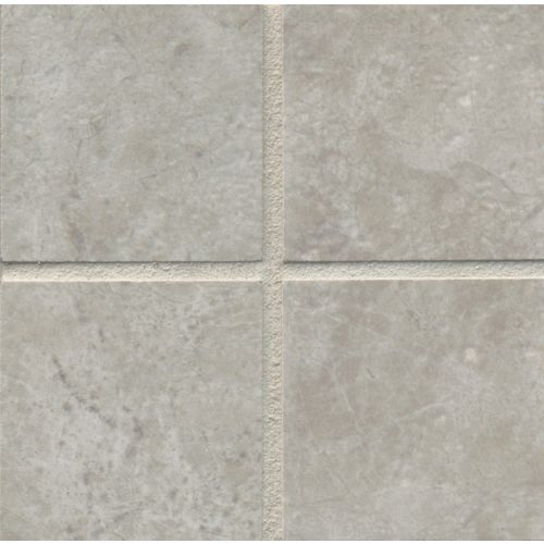 "Indiana Stone 6"" x 6"" x 3/8"" Floor and Wall Tile in Silver"