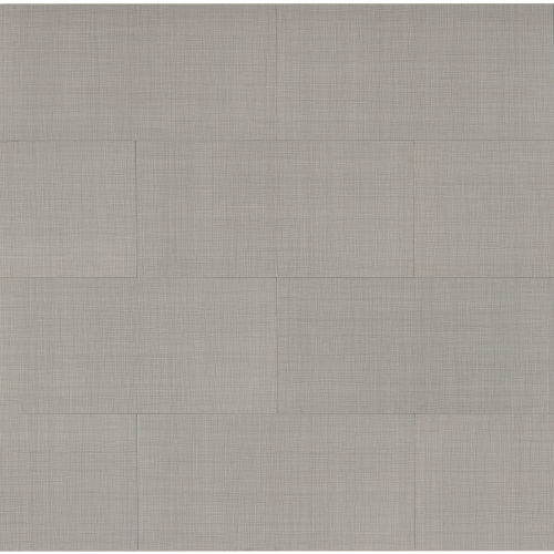 "Linen 12"" x 24"" x 3/8"" Floor and Wall Tile in Pearl"