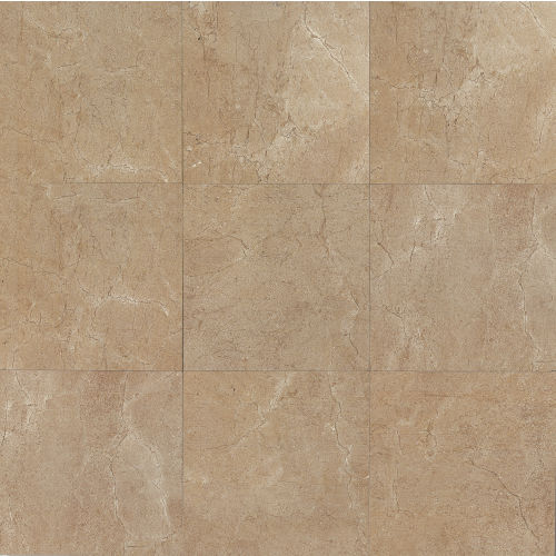 "Marfil 12"" x 12"" Floor & Wall Tile in Noce"