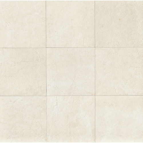 "Marfil 20"" x 20"" Floor & Wall Tile in Alabaster"