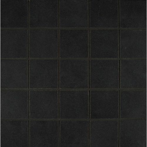 "Metro Plus 2"" x 2"" Floor and Wall Mosaic in Deep Space"