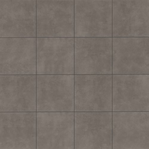 "Metro Plus 12"" x 12"" x 3/8"" Floor and Wall Tile in Stealth Jet"