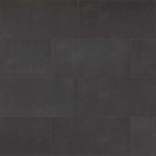 "Metro Plus 12"" x 24"" x 3/8"" Floor and Wall Tile in Deep Space"