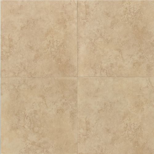 "Roma 24"" x 24"" x 3/8"" Floor and Wall Tile in Beige"