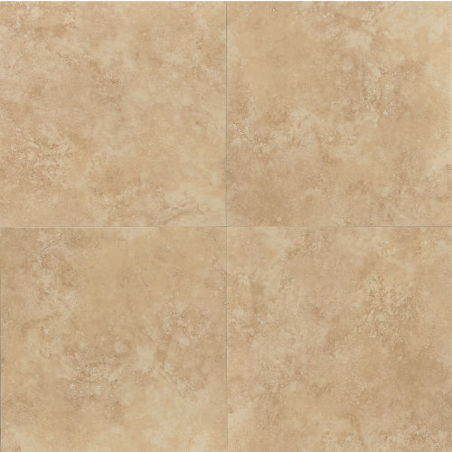 "Roma 24"" x 24"" x 3/8"" Floor and Wall Tile in Camel"
