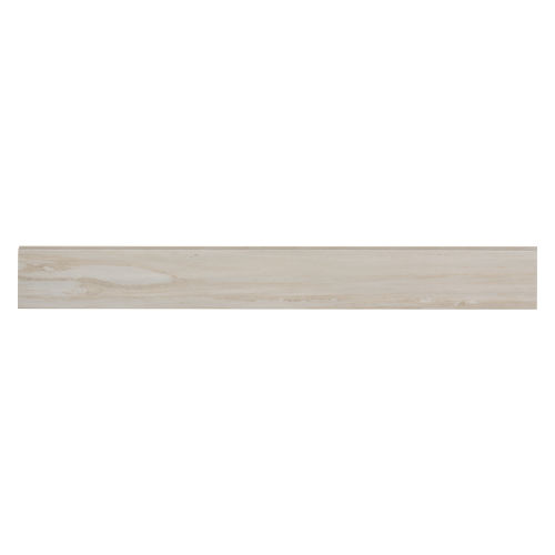 "Rose Wood 3"" x 24"" x 3/8"" Trim in Off White"