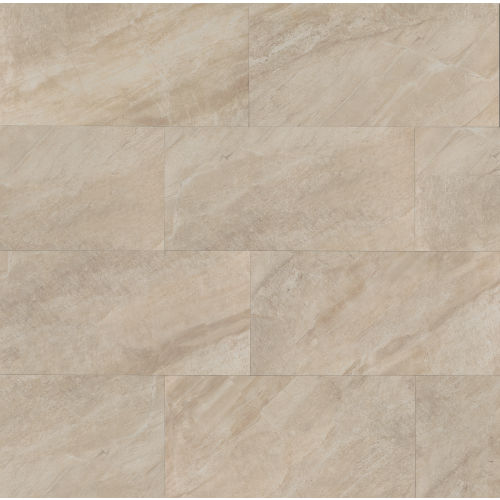 "Stone Mountain 12"" x 24"" Floor & Wall Tile in Alabaster"