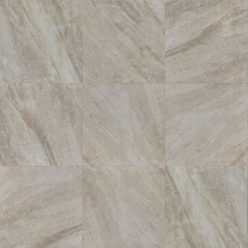 "Stone Mountain 20"" x 20"" Floor & Wall Tile in Silver"